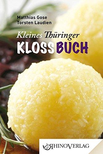 Kleines Thüringer Kloßbuch: Band 14 (Rhino Westentaschen-Bibliothek)