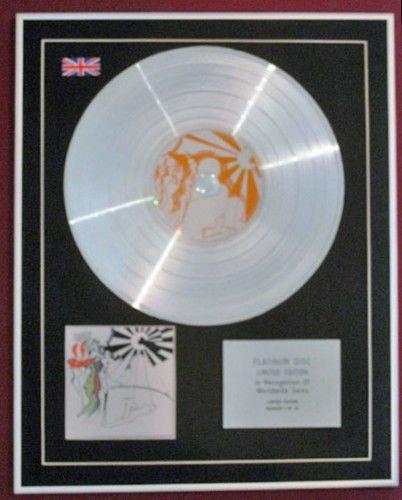 THINGS PRETTY Ltd CD Disc-S.F.SORROW Platinum Edition