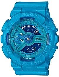 G-Shock gmas-110vc Bright Vivid Series–blu/taglia unica
