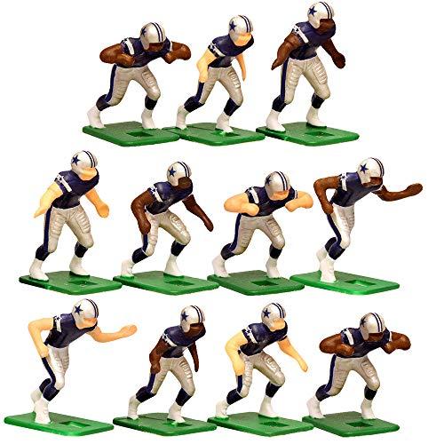 Dallas Cowboys?Dark Uniform NFL Action Figure Set by Tudor Games