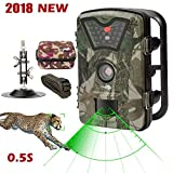 Best Wildlife Cameras - Wildlife Trail Camera Trap 1080P 12MP No Glow Review