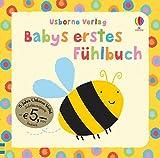 Babys erstes Fühlbuch (Jubiläumsausgabe): ab 1 Monat