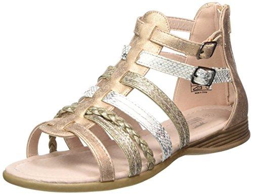 Indigo Schuhe 482 251, Spartiates Fille