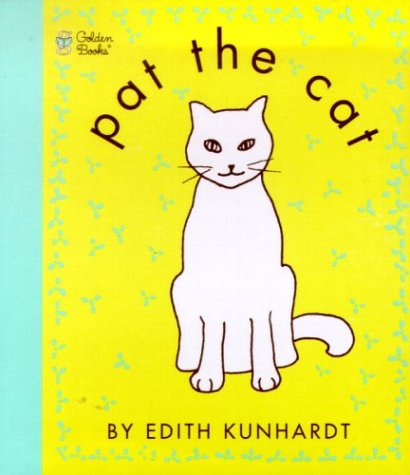 Pat the Cat (Touch & Feel Books)