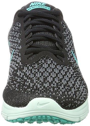 low cost d8055 b5c4a ... authentic nike air max sequent 2 scarpe running donna nero noir gris  froid ababe 8db05