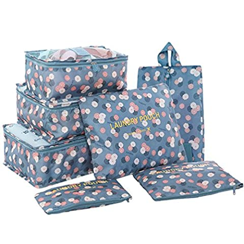 Hiday 7 Série D'emballage En Cube -