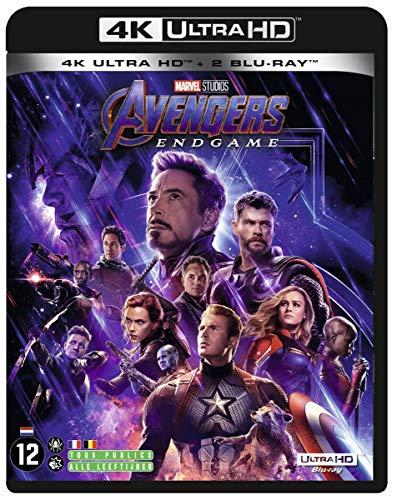 Avengers : Endgame [4K Ultra HD Blu-Ray Bonus]