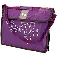 TGI Carrier Plus - Bolsa para estudiantes de música, color morado
