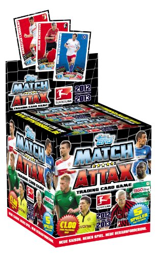 Topps TO400 - Match Attax Booster 2012/2013