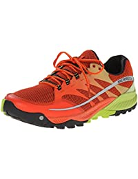 Merrell All Out Charge - Zapatillas trail running para hombre - naranja 2015