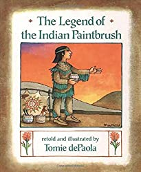 The Legend of the Indian Paintbrush by Tomie dePaola (1996-11-05)