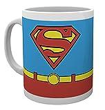 DC Comics Superman Kostüm Tasse, Holz, mehrfarbig