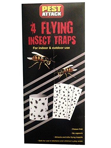 insectes-volants-pack-de-4-pieges-a-insectes-volants-pour-pour-puceron-des-insectes