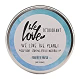 We Love The Planet: Deocreme Forever Fresh (48 g)