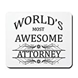 Best CafePress Attorneys - CafePress - World's Most Awesome Attorney - Non-slip Review