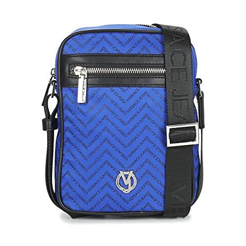 Versace Jeans E1YTBB37 Kleine Taschen Herren Blau - Einheitsgrösse - Geldtasche/Handtasche