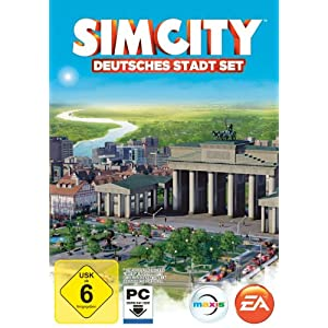 SimCity – Deutsches Stadt-Set Add-on [Instant Access]