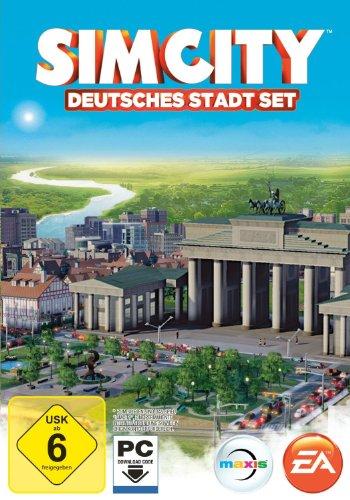 SimCity Deutsches StadtSet Addon