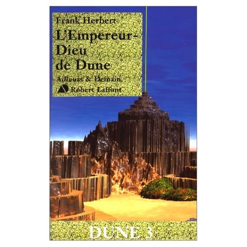 Dune, tome 3 : L'Empereur-Dieu de Dune