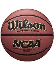 WILSON - Pallone da Basket, Colore: Marrone