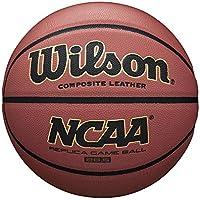 Wilson NCAA Replika - Balón de baloncesto marrón marrón Talla:7