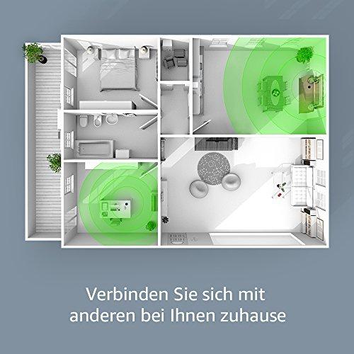 Wir stellen vor: Echo Plus - Mit integriertem Smart Home-Hub (silber) - 5