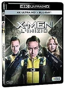X-Men: L'Inizio (4K Ultra HD + 2 Blu-Ray