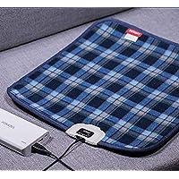 Ξ AO Star Tragbare USB-Beheizte Decken Linie Länge 110Cm, 40 * 40Cm preisvergleich bei billige-tabletten.eu