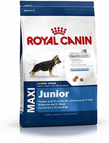 Royal Canin : Croquettes Chiot Shn Maxi Junior : 15 Kg
