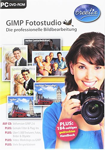 GIMP Fotostudio