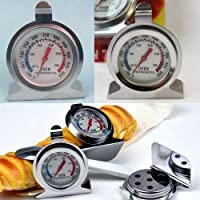 Sellify 2pcs Hot Seilling 0-300 Degree Household Kitchen Classic Stainless Steel Oven Thermometer