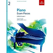 Piano Exam Pieces 2019 & 2020, ABRSM Grade 2: Selected from the 2019 & 2020 syllabus (ABRSM Exam Pieces)