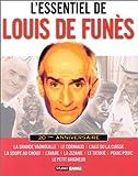 Coffret De Funès 9 VHS - L'Essentiel 20e anniversaire : La Grande vadrouille / Le Corniaud / L'Aile ou la cuisse / La Soupe aux choux / L'Avare / La Zizanie / Le Tatoué / Pouic-Pouic / Le Petit baigneur