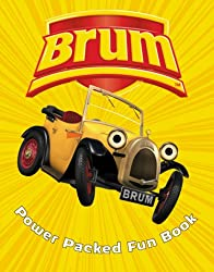 Brum Power Packed Fun Book: No. 2