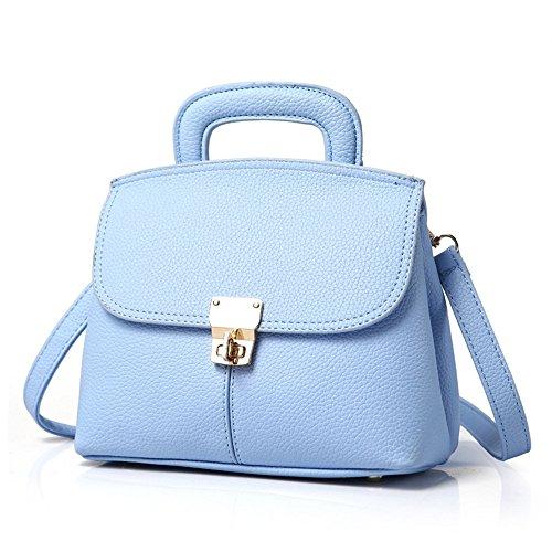 Elegante dual borse tracolla mano polizze di carico femmina con spallamento pacchetti hanno bisogno di cross-Ms. confezione zaino da studente,a spalle confezione D A