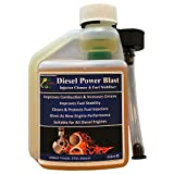 HYDRA DIESEL POWER BLAST INJECTOR CLEANER Fuel Additive 250ml Treats UpTo 375 litres