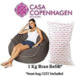 #10: Casa Copenhagen A Grade 1000 Grams Bean Bag Refill/Filler