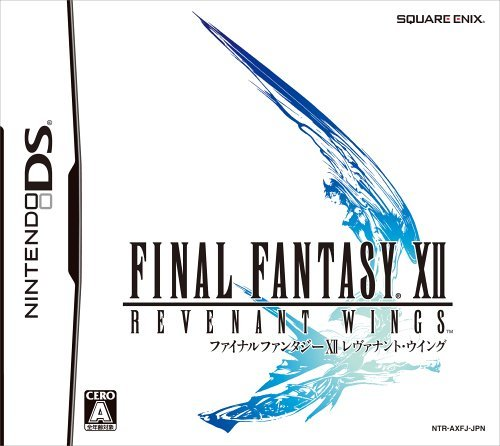Final Fantasy XII: Revenant Wings Nintendo DS, 2007 by Square Enix