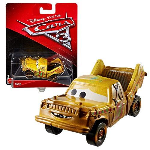 Disney Cars 3 Cast 1:55 - Auto Fahrzeuge Modelle zur Auswahl, Typ:Taco