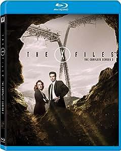 X-Files: The Complete Season 3 [Blu-ray] [Import anglais]
