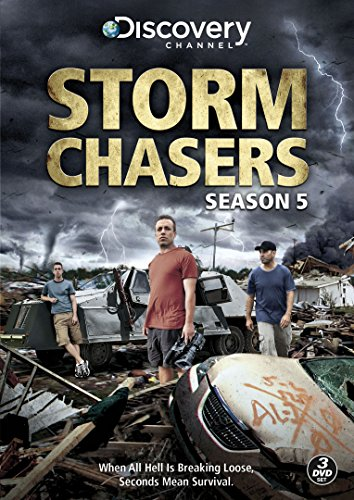 Bild von Storm Chasers Season 5 [3 DVDs] [UK Import]