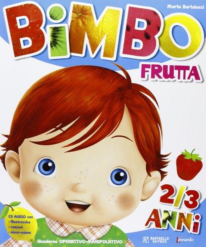 BIMBO FRUTTA 2/3 ANNI