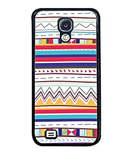 PrintVisa Designer Back Case Cover for Samsung Galaxy S4 I9500 :: Samsung I9500 Galaxy S4 :: Samsung I9505 Galaxy S4 :: Samsung Galaxy S4 Value Edition I9515 I9505G (Jaipur Rajasthan Tribal Azitec Mobiles Indian Traditional Wooden)