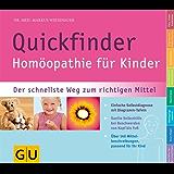 Quickfinder- Homöopathie für Kinder (GU Quickfinder P&F)