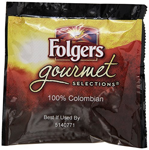 folgers-fol63100-gourmet-selection-colombian-coffee-pods-pack-of-18-net-wt-63oz-by-folgers