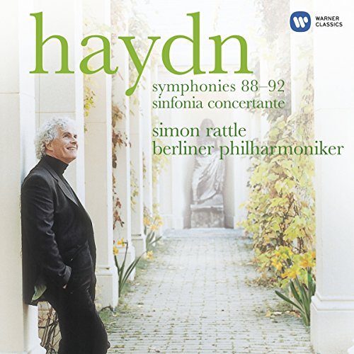 "Haydn: Symphonies Nos. 88 à 92 ""Oxford"" ~ Sinfonia concertante"