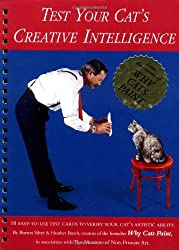 Test Your Cat's Creative Intelligence by Burton Silver (1996-07-01)