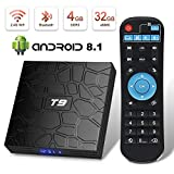 TV Box Android Superpow Android 8.1 TV Box T9 4GB RAM 32GB ROM