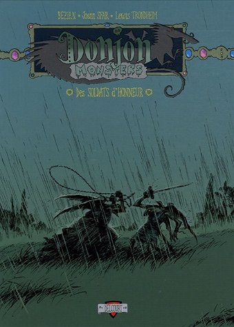 Donjon Monsters, Tome 10 : Des soldats d'honneur