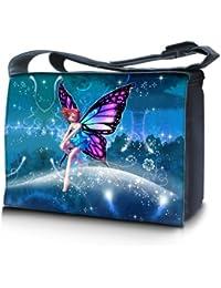 Luxburg® design sac de messager à bandoulière sacoche cartable, pour le travail, l' école et les loisirs